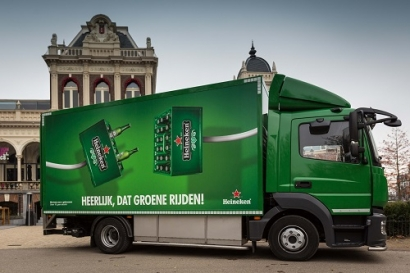 Heineken Introduces Program to Reduce Carbon Emissions