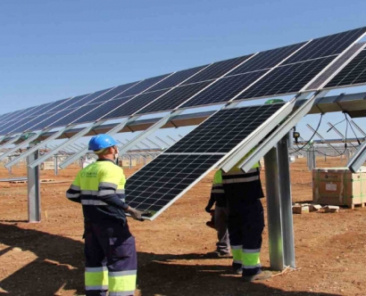 Endesa Connects First Two Solar Plants In Malaga