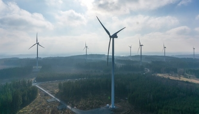 Eolus Orders 74 Vestas Wind Turbines