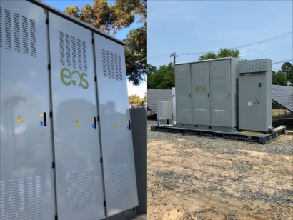 Eos Energy Storage Deploys Aurora 2.0 Battery Systems Coast to Coast