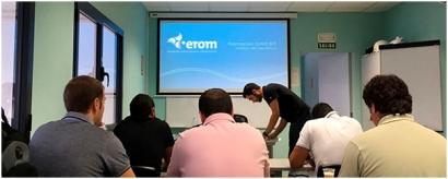 EROM Training Center Authorized by Global Wind Organization