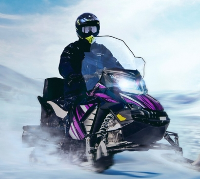 Hurtigruten Introduces Battery-Powered Snowmobiles