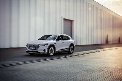 Electric/Hybrid - Audi launches new version of e-tron