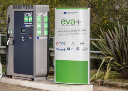 Enel Inaugurates Fast Recharge Station in Italy