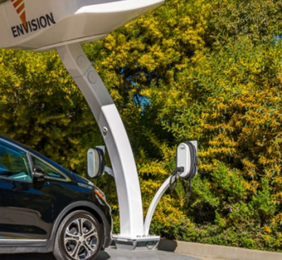 Pfizer selects EV ARC for sustainable workplace charging