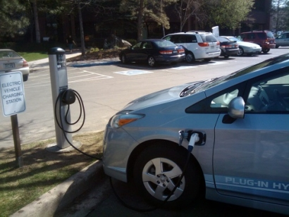 Canadian Government Supports EV Infrastructure in British Columbia