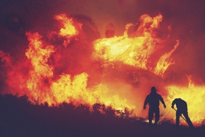 Does Solar Stand a Chance Against California Wildfires?