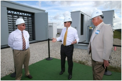 FPL Unveils New Solar-Plus-Storage System