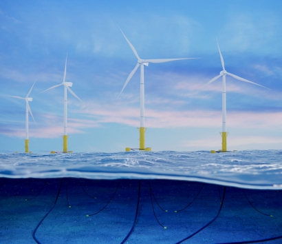 Mass-Assembly Floating Wind Turbines Could Help Reduce Offshore Wind Energy Unit Costs