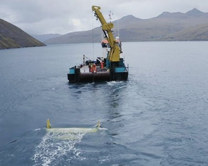 Minesto Reaches Historic Milestone – Delivers First Tidal Energy to the Faroese Grid