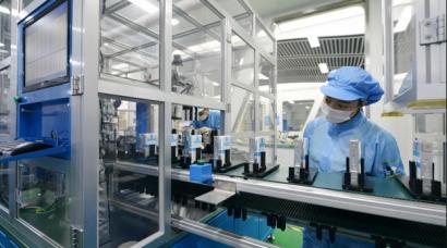 China, número 1 en la cadena de suministro de baterías de litio en el mundo