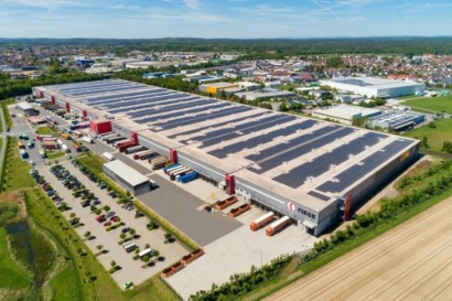 PV - Schletter Group Supplies Mounting Systems for Largest Rooftop