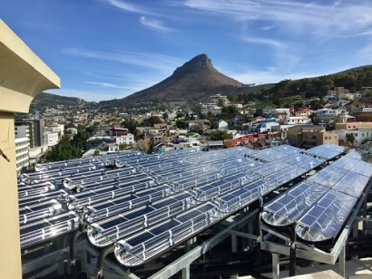 Hilton's Cape Town City Centre Begins Operation of Rooftop Solar System