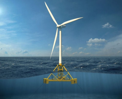 Research Project to Investigate Application of Wake Steering on Floating Offshore Wind Farms Launched