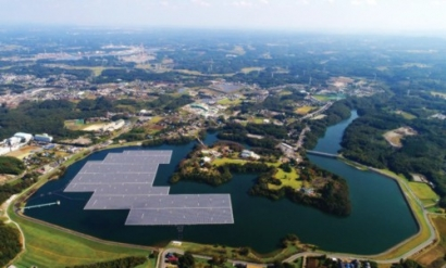 Ciel & Terre and Principia Partner on Floating Solar Technology