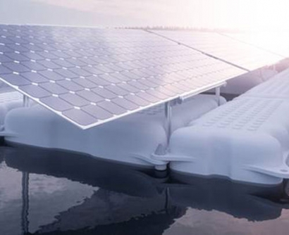 ERBD Finances Floating Solar Project in Albania