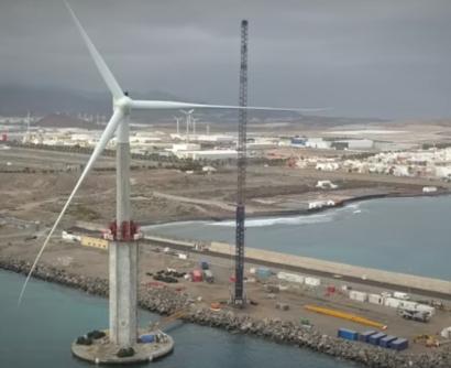 Wind - TÜV SÜD Presents Certificate to ESTEYCO - Renewable