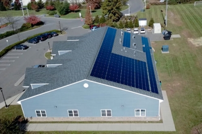 Industry Partners Collaborate to Donate Solar Project for Food Pantry
