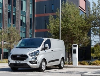 Study Finds Hybrid Electric Vans Present Practical Solution for Cleaner Air in Cities