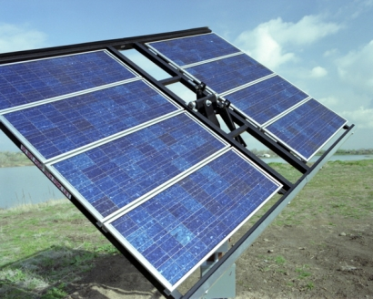 Construction of New Solar Power PlantBegins in France