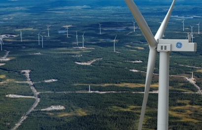 GE Renewable Energy Delivers PPA to Google to Sell Energy from Swedish Onshore Wind Farm