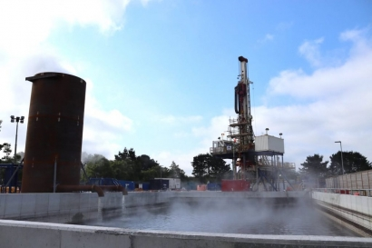 Developer Geothermal Engineering Finds High Concentration of Lithium in Geothermal Fluid