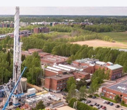 Geothermal Pilot Project in Finland Reaches Stimulation Stage