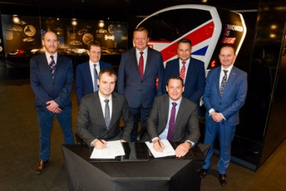 Zero-Emissions Manufacturing Plant to Be Established In Coventry