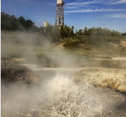 New Geothermal Power Plants Proliferating Globally