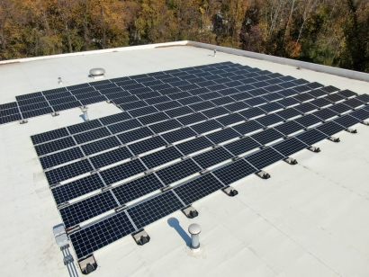 Genie Solar Energy Completes Rooftop Solar Installation in New Jersey