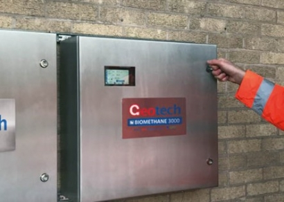 Geotech Shortlisted for AD & Biogas Industry Award