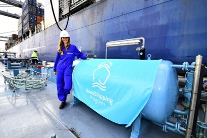 IKEA, CMA CGM and GoodShipping Successfully Complete 2019 Biofuel Test Program