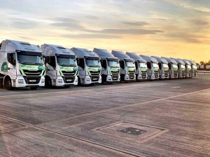 Hermes Expands 'Green Fleet' as Part of Ongoing Sustainability Drive