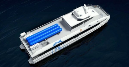 Hydrogen for High-Speed Crafts and Other Coastal Vessels