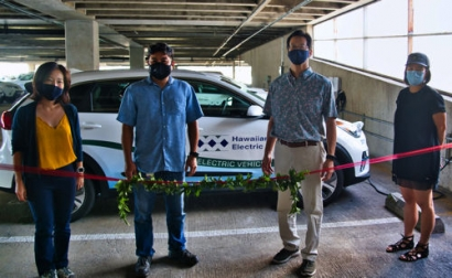AMPLY Power Partners with Hawaiian Electric to Transition Fleet of Passenger Vehicles to 100% Zero-Emissions