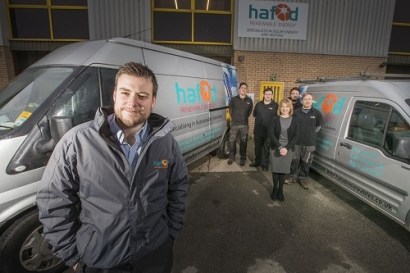 Second National Award for Welsh Green Energy Company Hafod Renewables