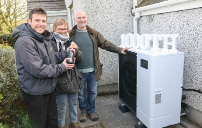 Welsh Renewables Firm Celebrating 1000th Installation, 10th Anniversary