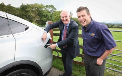 Green Energy Company in Wales Goes Off Grid