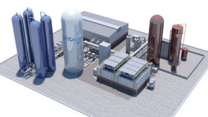 Highview Power Awarded $12 Million Grant for First Commercial CRYOBattery Facility