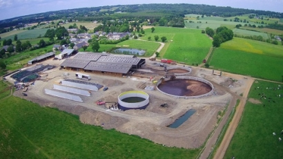 HoSt Constructing Biogas-to-Biomethane Plant in France