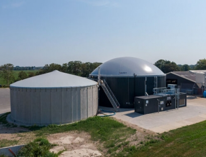 Microferm Manure Digester Success with Five Under Construction in The Netherlands