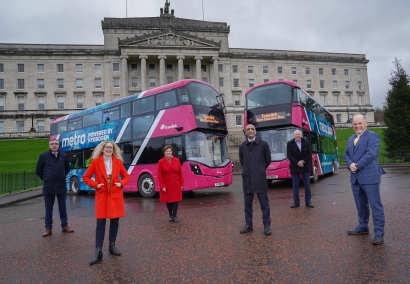 UK Transport Decarbonization Plan Welcomed by Northern Ireland