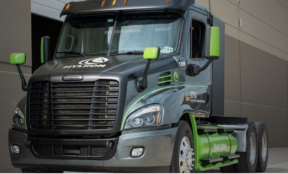 Hyliion Launches Fully Electric Powertrain, Announces 1,000-Truck Pre-Order with Agility