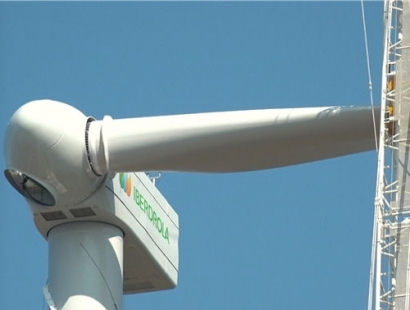 Iberdrola Takes On the Most Complex Construction of Wind Farms in Spain