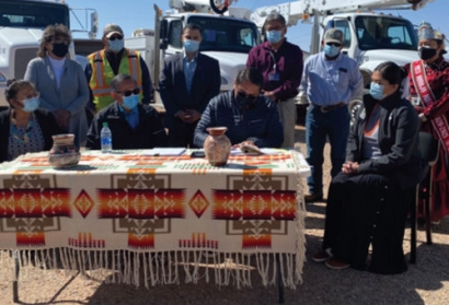 Navajo Nation Finalizes Lease on 70-MW PV Project in Red Mesa Community
