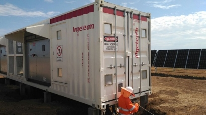 Ingeteam Awarded the Supply of 620 MW of PV Inverters to Australia