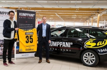 Finnish Ice Hockey Team Switches to Biogas-Powered Cars