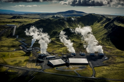 "Geothermal Power Plant in Iceland First ""Negative-Emissions"" Facility"