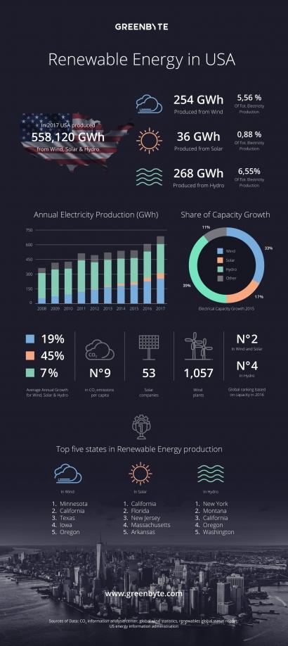 Renewable Energy in the USA