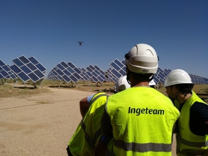 Ingeteam's Project SCARAB Will Use Drones to Enhance PV Plant Performance